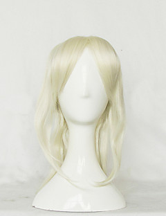 GANGSTA Handy Man Worick Arcangelo Light Golden Cosplay Wig