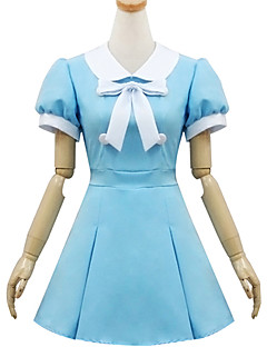 Costumi Cosplay - Altro - K-ON - Top / Gonna / Nastri