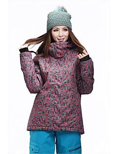 Women's Tops/Ski/Snowboard Jackets Skiing/Camping &Hiking/Snowsports/Downhill /SnowboardingWaterproof/Breathable