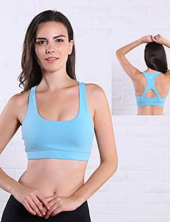 Rainha Yoga ® Ioga Sutiã Respirável / Compressão Stretchy Wear Sports Ioga Mulheres