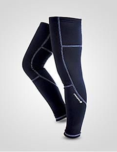 Leg Warmers KoloZahřívací Větruvzdorné Anatomický design Zateplená podšívka Nositelný Reflexní pásky Odolné vůči šokům Reflexní lemovka