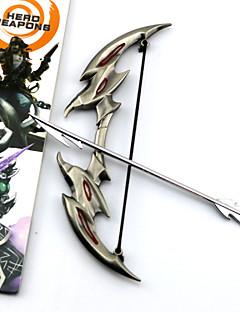 League of Legends&DOTA2 spel rekwisieten 15cm toetsen cosplay accessoires