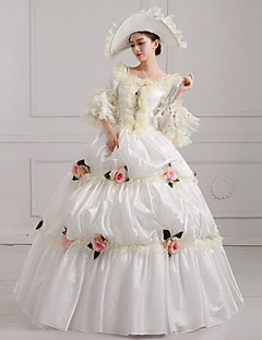 steampunk®georgian viktoriansk partiet kjole Marie Antoinette wholesalelolita rokokko prinsesse ballkjole