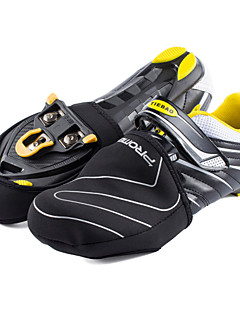 Shoe Covers/Overshoes Bike Waterproof / Thermal / Warm / Windproof Unisex Black SBR