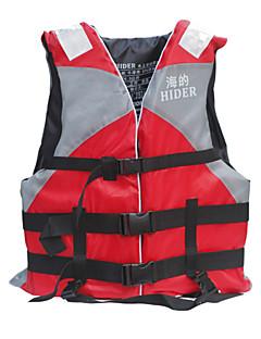 HiUmi 男女兼用 保護 超軽量(UL) 潜水服 ノースリーブ ジャケット ライフジャケット-釣り シュノーケリング セーリングボート