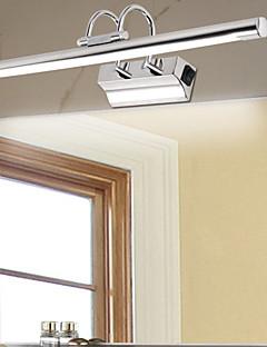 Muurlampen / Badkamerverlichting LED Hedendaags Metaal