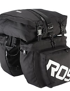 ROSWHEEL® Bike Bag 35LPanniers & Rack Trunk Multifunctional Bicycle Bag Nylon Cycle Bag Cycling/Bike 34*34*15