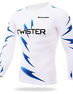 XINTOWN Outdoor Sports Fan Ling Long Sleeved T-shirt