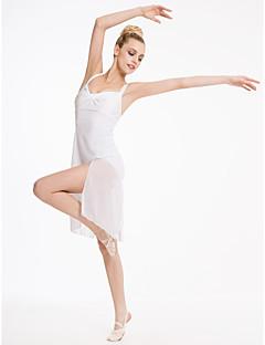 Ballet Kjoler Dame / Børne Ydeevne Nylon / Lycra 1 Stykke Kjoler As the Size Chart