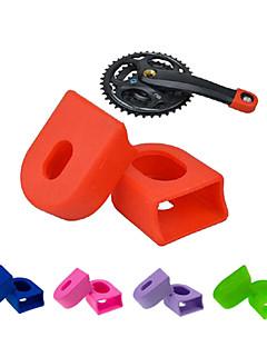 Cycling/Bike / Mountain Bike MTB / TT  Cycling Cranksets Silicone Bike Crankset Protective Cover