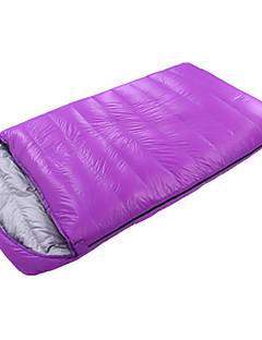 שק שינה שק שינה ברוחב כפול כפול -10℃ פלומת ברווז 1800g 210X120 בתוך הבית Keep Warm / גדול CAMEL