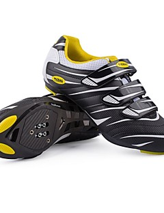 TIEBAO Unisex's Cycling Road Bike Shoes More Colors Available (Four color)