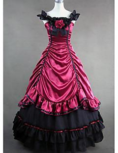 toppen salg gotisk lolita kjole vintage viktoriansk kjole cosplay kostymer