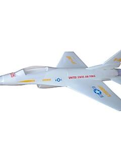 Skyartec rc vliegtuig f16 borstelloze lcd 2,4 GHz met 3g3x technologie rtf (AP05-x1)