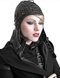Punk Faction Cosplay Lolita Leather Cap