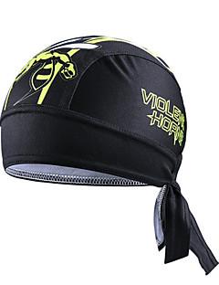 Велосипедная шапочка Шапки Банданы ВелоспортДышащий Быстровысыхающий Ультрафиолетовая устойчивость Защита от насекомых Антистатический