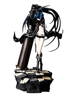 Black Rock Shooter Anime-Action-Figur 29cm Modell Spielzeug Puppe Spielzeug