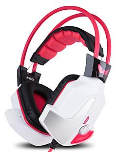 auriculares con cable conector de 3,5 mm (venda) de ordenador (no hay vibraciones)