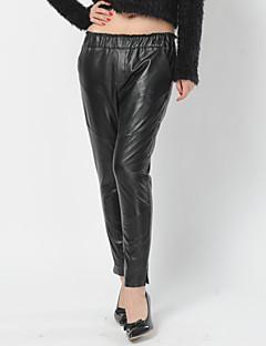 Women Lambskin Pants