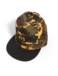 2016 Camouflage Hip-hop Cap Embroidered Letters