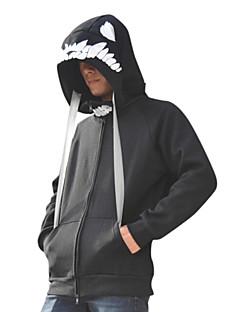 Inspiriert von Kantai Collection Cosplay Anime Cosplay Kostüme Cosplay Hoodies Druck Langarm Mantel Für Mann Frau