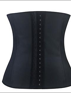 Serre Taille Vêtement de nuit Femme Couleur Pleine Coton / Nylon / Polyester / Modal Noir / Beige Aux femmes