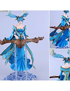 League of Legends Alice PVC Figuras de Ação Anime modelo Brinquedos boneca Toy