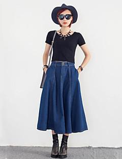 מידי-בינוני (מדיום)-סגנון-חצאית(כותנה)