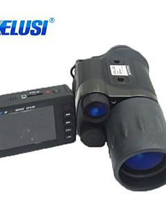 Kelusi 5X42 mm Einäugig Night Vision Goggles Militär Nachtsicht Jagd Militär BAK4 Volle Mehrfachbeschichtung Infrarot 6.5°Zentrale