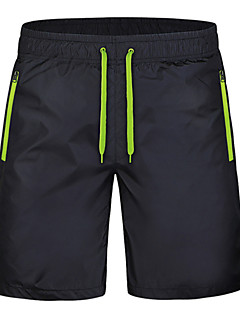 Men's Running Shorts Bottoms Breathable Quick Dry Compression Lightweight Materials Sweat-wicking Spring Summer Fall/AutumnYoga Pilates