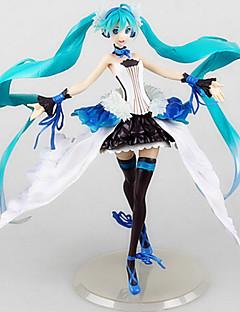 Vocaloid Hatsune Miku 24.5CM Anime Action Figures Model Toys Doll Toy