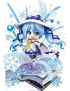 Anime Čísla akce Inspirovaný Vocaloid Hatsune Miku PVC CM Stavebnice Doll Toy
