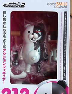 Super Dangan Ronpa 2 : Sayonara Zetsubou Gakuen Monokuma 10CM Anime Action Figures Model Toys Doll Toy