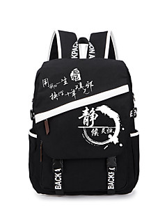 Bag Inspired by Cosplay Cosplay Anime Cosplay Accessories Bag / Backpack Black Canvas Male / Female