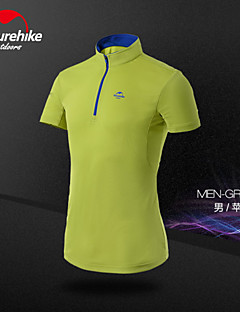 Outdoor Men's Tops Camping & Hiking / Running Breathable / Quick Dry / Antistatic / Wicking