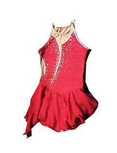 Robes(Rouge) -Patinage-Femme-S / M / L / XL / 14 / 16 / 6 / 8 / 10 / 12