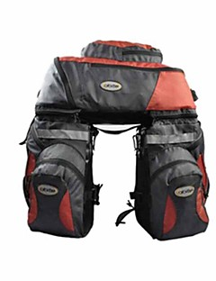 Doite® Bike Bag 65LLPanniers & Rack Trunk / Cycling BackpackRain-Proof / Reflective Strip / Dust Proof / Shockproof / Wearable /