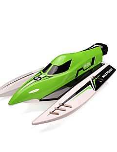 Speedboat WLTOYS WL915 NO Racing RC Boat Brushless Electric 4 Channels 2.4G 45KM/H Metal,Plastic Red,Green