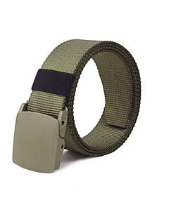 High Strength Durable Quick-drying Mens Outdoor Casual Nylon Waistband Belt Fashion Belt