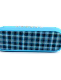 Mini bærbar 3d surround bluetooth stereo høyttaler FM-radio PC-høyttalere innebygd mikrofon bærbare trådløse høyttalere