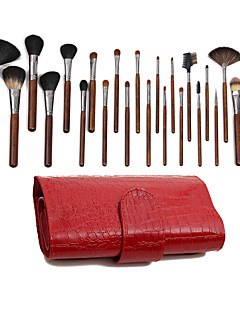 Fine  Makeup Brushes Set  25pcs
