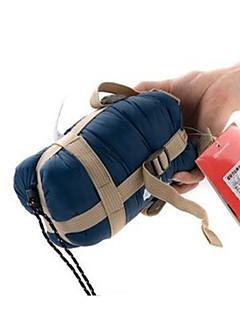 슬립 매트 / 침낭 / 가방 라이너 자 직사각형 침낭 싱글 15℃-5℃ T / C 코튼 700g 190cmX75cm 하이킹 / 캠핑 / 바닷가 / 여행 / 수렵 비 방지 / 압축 / 울트라 라이트 (UL) / 따뜻함 유지 NH