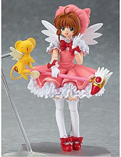 Cardcaptor Sakura Sakura Kinomodo PVC 14cm Anime Action Figures Model Toys Doll Toy 1PC