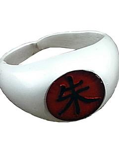 Altri accessori-Itachi Uchiha-Naruto- diLega-Bianco / Rosso / Giallo / Blu / Viola / Verde