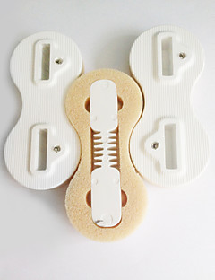 fusion plug surfplank plug FCS stekkers FCS vin stekkers sufboard fin doos (3 stuks)