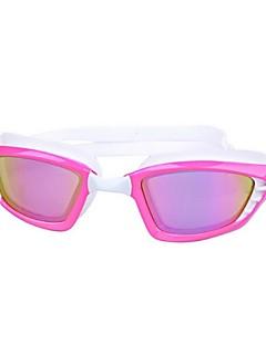 YS плавательные очки Универсальные Противо-туманное покрытие / Водонепроницаемый / Небьющийся Инженерная резина Поликарбонатсерый /