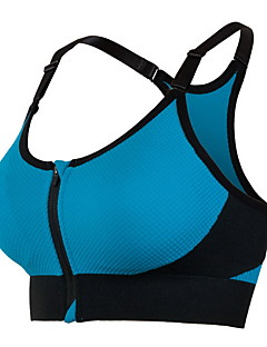 Mulheres Sutiã Esportivo Secagem Rápida Redutor de Suor Sutiã Esportivo para Exercício e Atividade Física Corrida Preto Roxo Vermelho