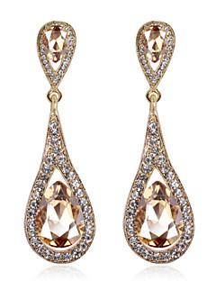 Žene Moda kostim nakit Zircon Kubični Zirconia Dragulj Legura Jewelry Za Vjenčanje Party