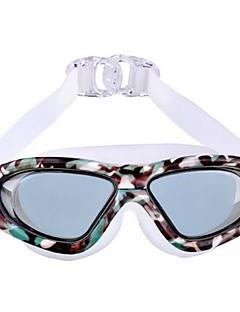 YS плавательные очки Универсальные Противо-туманное покрытие / Водонепроницаемый / Небьющийся Инженерная резина Поликарбонат Другое