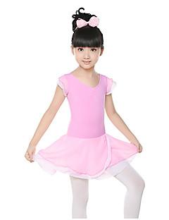 sopiiko baletti mekot lasten koulutus sifonki rypytetty mekko